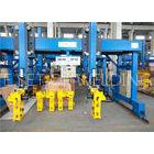 Automatic Welding H Beam Production Line 415V 0.15 - 1 m / min Welding Speed