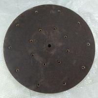科美厂家供应 螺丝紧固平行砂轮 双端面磨砂轮
