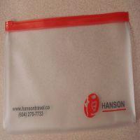 厂家低价批发PVC透明拉链袋 PVC包装袋 PVC文件袋 可印刷LOGO 量大从优