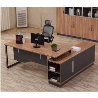 洛阳办公桌 老板主管办公桌大班台经理桌 电脑桌现代简约