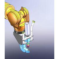 IRIVET(埃瑞特)机器人自冲铆接机 机器人自刺穿铆接机
