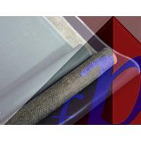 费普福玻璃纤维涂硅胶布防火防雨布挡烟垂壁布挡烟垂帘布