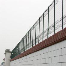 旺来刺绳围栏网 陕西刀片刺绳护栏网 热镀锌刺线