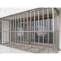 天津不锈钢防护栏 不锈钢防护栏制作 不锈钢窗户栏杆