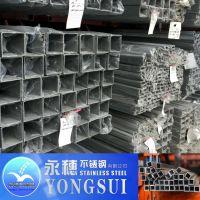 重庆 低价销售 不锈钢空心方通 8*8*0.7 可非标定做