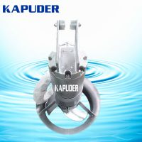 QJB1.5/8潜水搅拌器 防沉淀混合搅拌机 南京凯普德