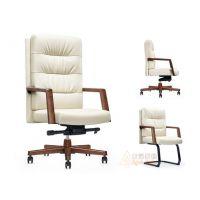 供应众晟家具办公座椅 皮质酒店会议椅 高管电脑椅厂家