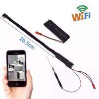 无线WIFI远程迷你插卡监控摄像机模组