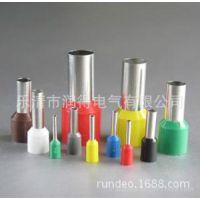 欧式针形端子E2508 接线端子 管型接线端子 插针 2.5平方