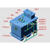 天津农村水处理设备二氧化氯发生器DEXF-L-200电解法二氧化氯发生器潍坊佳源供应