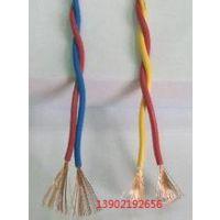 津亚电缆 RVS铜芯聚氯乙烯绝缘绞型连接用软电线