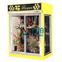 佳伯JB-XHG-W6鲜花保鲜柜 展示柜 风冷鲜花柜鲜花陈列柜