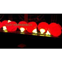 广万达销摔不坏的LED喜庆红灯笼 结婚喜字LED发光灯笼生产厂家