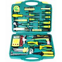 胜达品牌 53件套电讯工具 高档款组合套装 电子电工维修五金工具