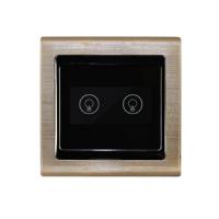 供应AVC先导视讯智能开关/插座面板AVC-10DZ-2YD