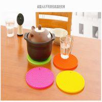 创意厨房隔热垫 锅垫杯垫 碗垫 盘垫 餐垫欧式宜家 硅胶防水垫
