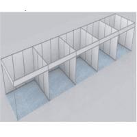 如辉供应国际通用展览标准展位可连排隔断展位