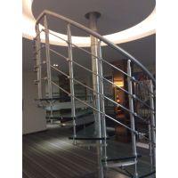 东莞护栏厂家供应 东莞东站豪华高档不锈钢钢化玻璃扶手案列工程