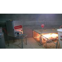畜牧养殖暖风机畜舍升温设备猪舍鸡舍小型加热器畜舍燃气加热器大欧热霸DO-66