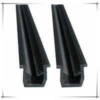 工业铝型材配件 U型槽条槽10 玻璃卡条 铝型材专用卡条 嵌条