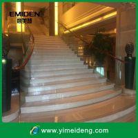 供应意美登YMD-1140厂家定制玻璃楼梯扶手 阳台玻璃护栏杆立柱 工程围栏