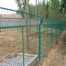 浸塑围墙网 工艺护栏网厂 锌钢围墙护栏网价格