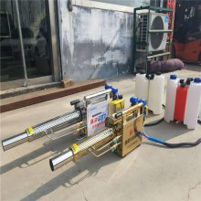 脉冲水雾机型号 双管打药脉冲水雾机厂家 润丰机械