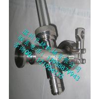 卡箍卫生级液位计,弯头式液位计,流量计,焊接式液位计