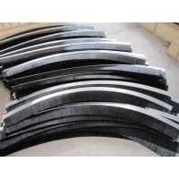 安徽省潜山天一毛刷供应各种规格带型材弧度条刷