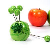 批发西瓜水果叉 彩盒包装创意礼品 创意西瓜造型水果叉 叉子