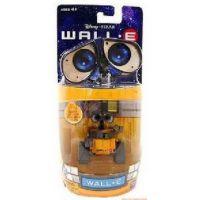 迪士尼正品盒装 机器人总动员WALL.E 6CM可动瓦力 E哇 送孩子玩具