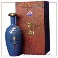 【厂家定制】皖酒王包装盒 竹叶青酒包装木盒 河套王酒盒