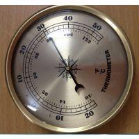 80mm供应双金属指针式机械式湿度计表温度表
