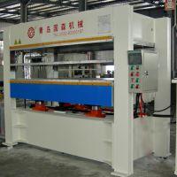 供应青岛国森机械制造各种规格人造板贴面设备生产线