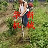 华新土壤机械 园林专用除草机 四冲程汽油除草机