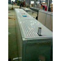 德州艾尔格霖专业生产离心式侧吹式热水风幕机4米高车间大门用侧吹风幕