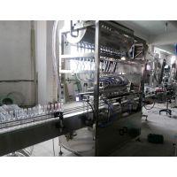 【广州邵峰】全自动10头10升灌装机 液体水剂 酱醋白酒灌装生产线 常压 瓶