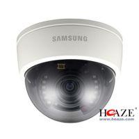 SCD-2080RP三星摄像机 高清手动变焦红外半球摄像机