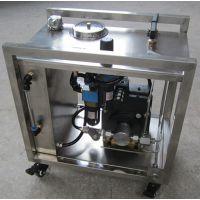 [海德诺]毛细金属管耐水压试验机