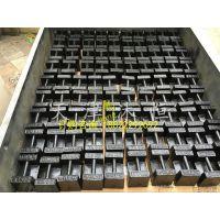 吉林市20kg铸铁砝码天津叉车配重块