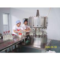 内蒙白酒灌装生产线 白酒灌装机厂家15725658688
