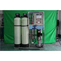 达旺慈溪1T/小时EDI超纯水设备,电子工业用反渗透纯水机