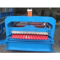 780型大圆弧压瓦机彩钢瓦成型设备兴益压瓦机厂