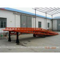 福建漳州供应固定登车桥 /装卸过桥/折/叠式登车桥/码头物流专用装卸设备