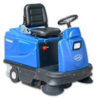 常州扫地机 工厂车间用驾驶式扫地机