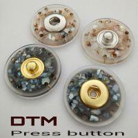 圆形纽扣/电镀挂镀金属钮扣/家纺服装彩色尼龙啪钮
