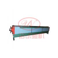 金属材料卧式拉力试验机 吊装带卧式拉力试验机