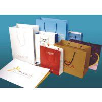 北京白卡纸袋。手提纸袋、服装纸袋定制加工印刷厂家
