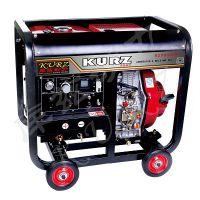 300A小型柴油发电电焊机
