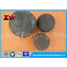 High chrome hot rolling steel balls alloy casting grinding ball for mining